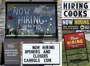 HELP WANTED, NONE TO BE HAD: Dynamics of post-COVID workforce create labor shortages